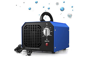 Máquinas o generadores de ozono para desinfectar